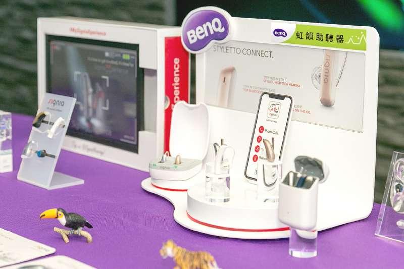 虹韻助聽器呼籲小心助聽器的詐騙網頁,並請消費者確認明官方網站以及實體通路諮詢,才能享有完整聽力照護服務。(圖/虹韻助聽器提供)