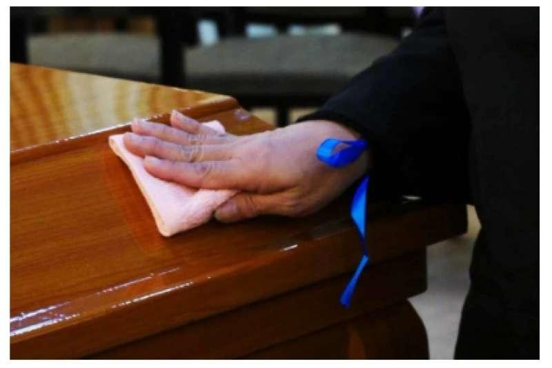 禮儀公司可主動請領喪葬補助。(圖/業者提供)