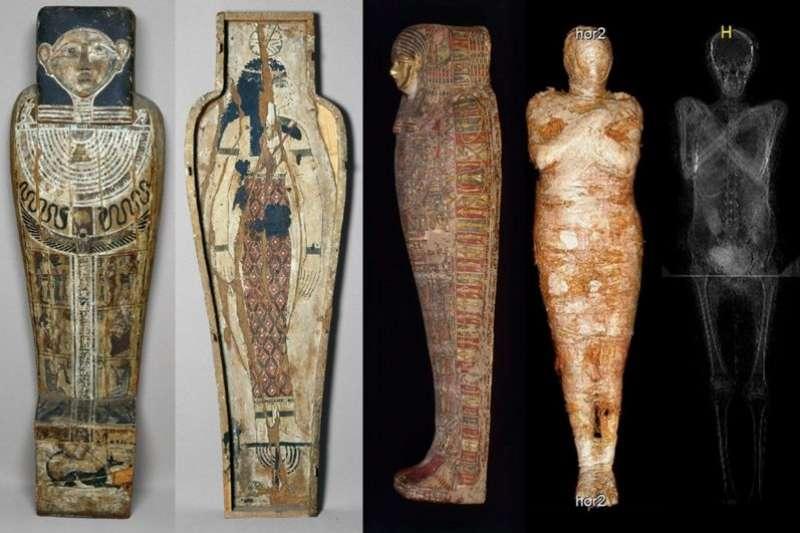 波蘭考古學家形容,此次發現「非常特別」。(BBC中文網)