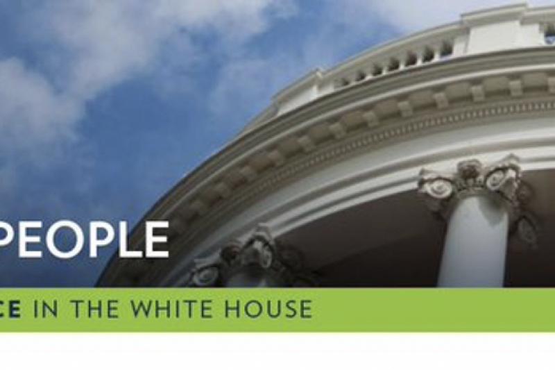 美國白宮網站的請願頁面在1月20日拜登就職總統時被發現遭關閉,面對質疑聲,白宮仍未對此舉動作出解釋。(作者提供)