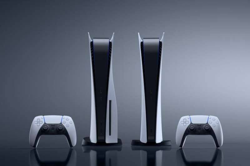 PlayStation 5(圖片來源:Sony)