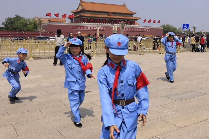 中國社會風氣近年變化快速(AP)