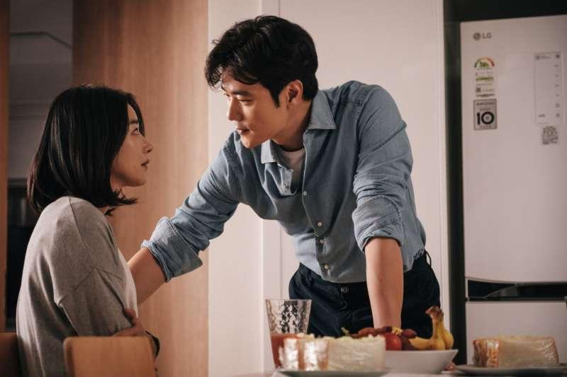 韓國懸疑驚悚片《迴憶》(Recalled)劇情講述一名失憶的女人,開始看見自己的未來,神反轉的結局廣受網友好評。(圖/少女心文室提供)