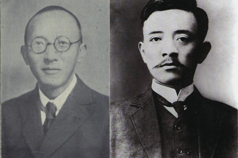 中華民國建國第一年就上演了參議院的鬥毆事件。(圖/取自維基百科)