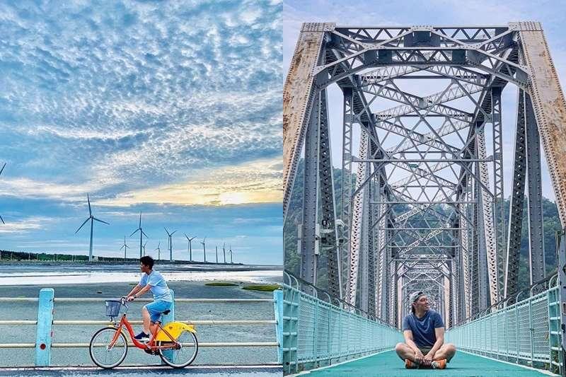 想來一場細細品味當地景色、生活步調的深度旅遊嗎?5條台中不可錯過的自行車道,讓你用最適當的速度體驗台中的美!(圖/szu_leo@instagram、hanyuuuuuuuu_@instagram)