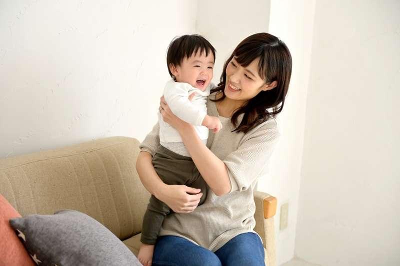 母親 親子 家庭(圖/取自photo-ac)