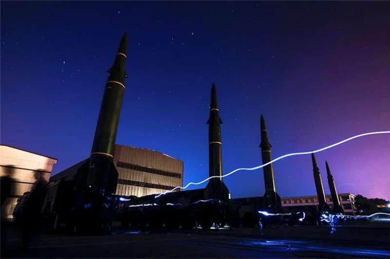 中國的火箭軍。(中國軍網)