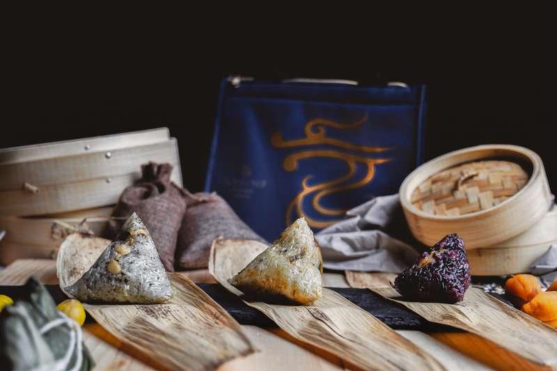 凡訂購新竹老爺端午禮盒,即贈送期間限定柏金保冷袋乙個。(圖/新竹老爺酒店提供)