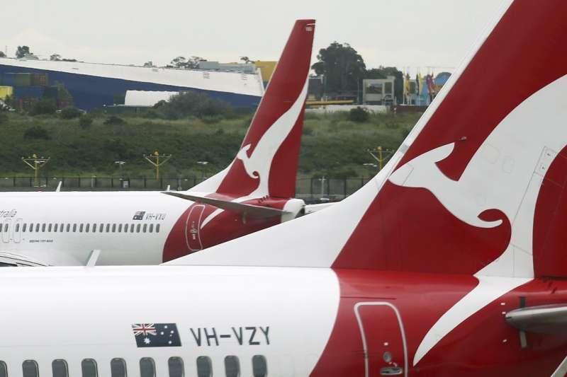 澳洲航空(資料照,AP)
