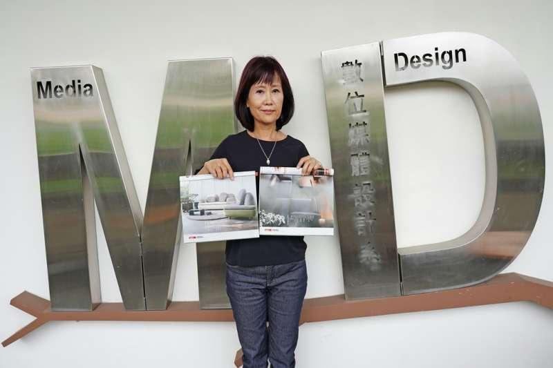 修平科大老師馮文君以家具業者委託的皮沙發之顧客而設計的禮物-「Treasure Box of Time時光寶盒」再次獲得德國iF設計獎 (iF Design Award) 。(圖/修平科技大學提供)