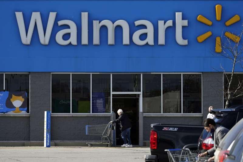 沃爾瑪(Walmart)去年秋季曾對供應商表示,將要求98%的訂單完全並準時交付。(AP)