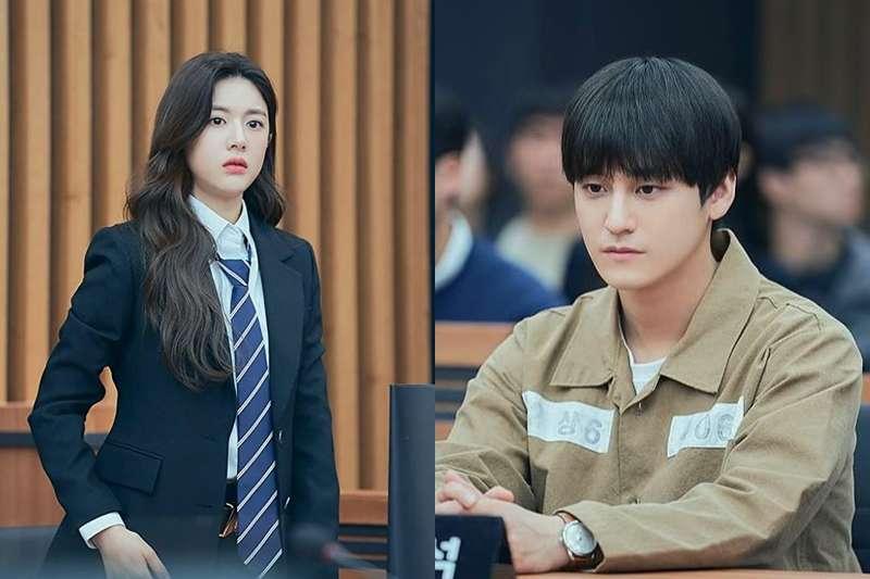 Netflix原創懸疑韓劇《Law School》講述法學院的神秘謀殺案,除了燒腦緊張劇情,其中隱含的社會現象也值得探討。(圖/取自imdb官網)