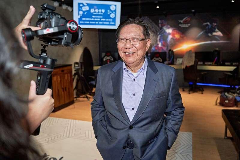 中保集團創辦人林孝信心繫宜蘭,得知疫情後,即指示基金會規劃捐贈方案。
