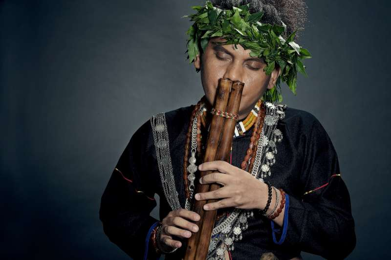 20210512-歌手桑布伊以專輯《得力量 pulu'em》入圍最佳原住民族男歌手等8獎項。(風潮音樂提供)
