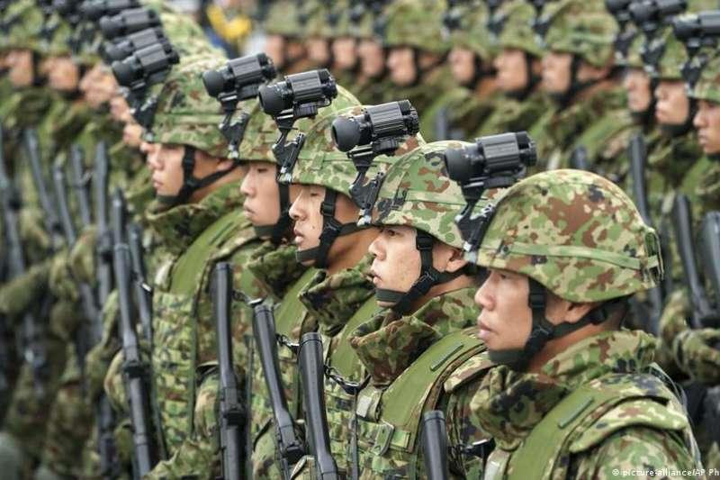 2021年5月,日法美舉行三國聯合軍演(DW)