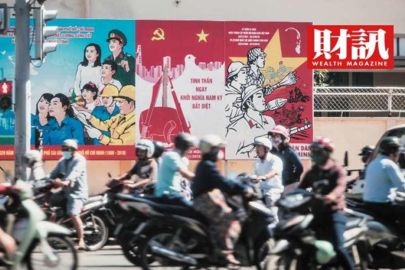 內需與出口不畏疫情持續暢旺,越南經濟後勢可期。(財訊提供)