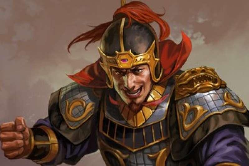曹操的第三個兒子曹彰,年紀輕輕的他靠著驚人武力,最終還成為塞外胡人聞風喪膽的沙場名將。(圖/百度百科)