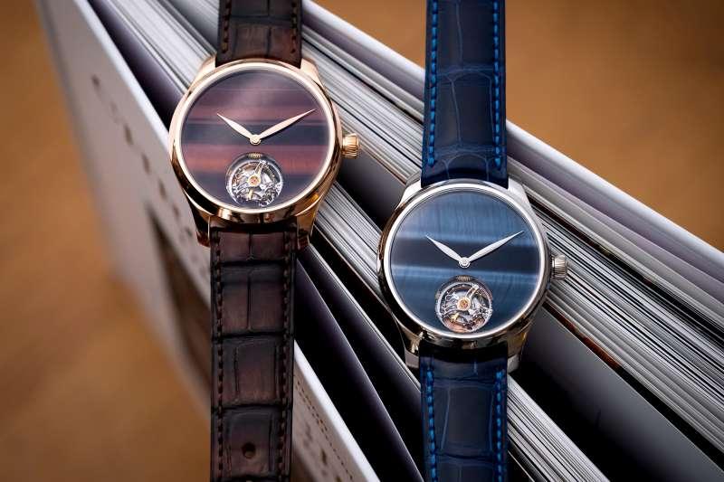 亨利慕時展現對高級製錶的獨到見解。(圖/亨利慕時)
