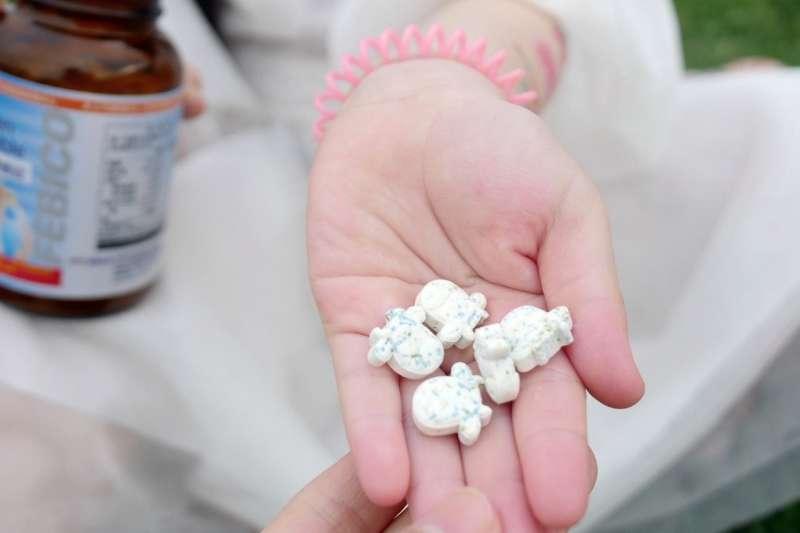 遠東生技「Apogen®藻精蛋白」強調強化親子防護力。(圖/業者提供)