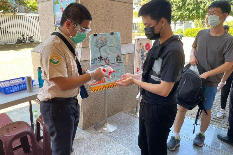 台中市政府宣布,5月份常備役、補充役男暫停入營,至於6月份以後各梯次入營時間,則視疫情狀況調整。(圖/台中市政府)