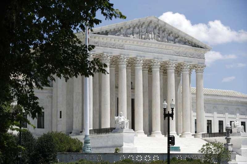 美國聯邦最高法院(美聯社)