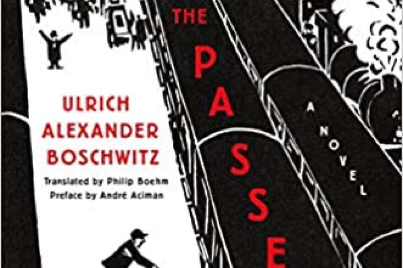 80多年前,德國猶太人波舒威茲完成小說《乘客》,近期登上英國暢銷書排行榜(取自www.amazon)