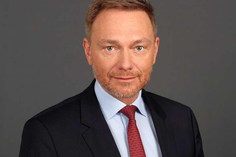 德國自民黨主席林德納(Sandro Halank@Wikipedia/CC BY-SA 4.0)