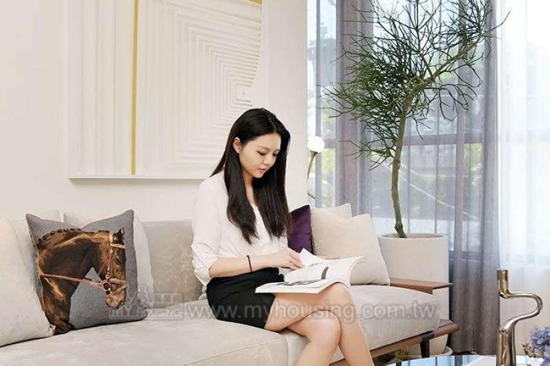 買房時想要有寧謐居家空間,可以選擇有做隔音規劃設計、有使用隔音建材的建案,隔音工法細節很重要。(示意圖/住展雜誌)