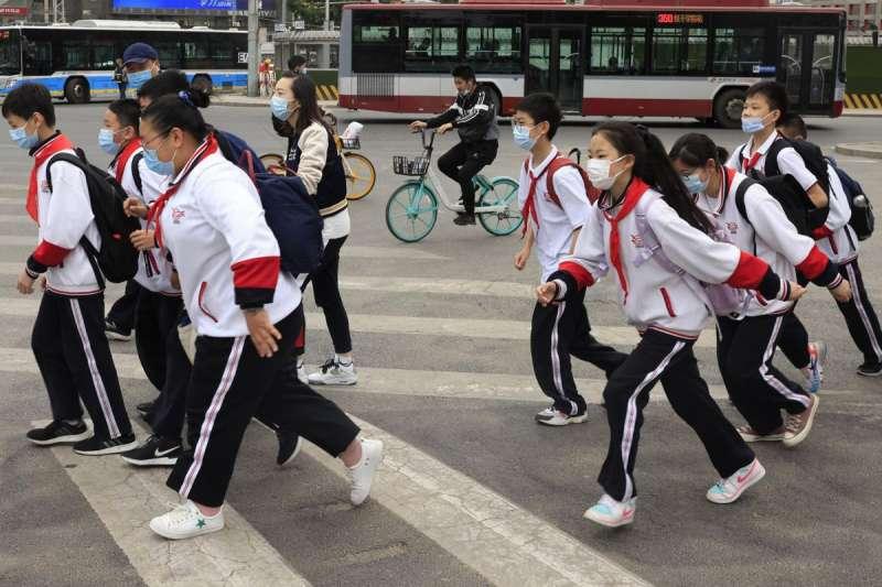 中國教育培訓行業迎來「黑色星期五」(AP)