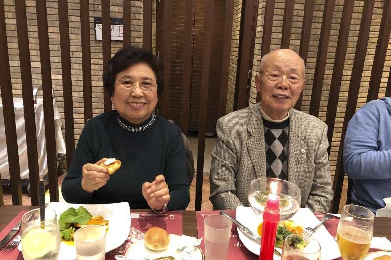 日本大阪87歲的秋田靜江在5月13日因新冠肺炎病逝(美聯社)