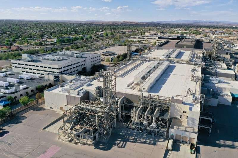 2021年5月3日,英特爾(Intel)宣布投入35億美元擴大新墨西哥州的生產廠(AP)