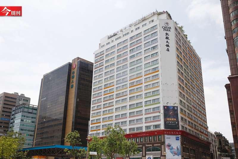 台灣疫情升高,飯店業深受影響,市況更是雪上加霜,凱撒飯店集團投入防疫旅館行列,以提高生意需求。(圖/今周攝影組)
