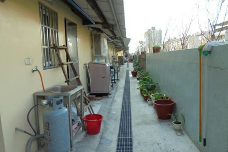 為利提升住家生活環境,水利局預計111年完成發包施工,辦理該地區用戶接管工程。(圖/水利局提供)
