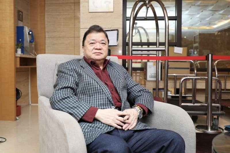 名緯廣告董事長唐錦祥表示,名緯將繼續提供房地產業界各項服務與發聲的管道,並與大家一起共同抗疫。(圖/名緯廣告)
