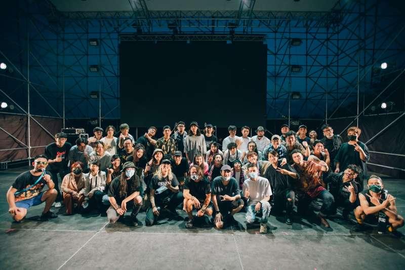 台灣祭活動從籌備到舉辦只花了28天,全賴縣府團隊通力合作。(圖/屏東縣政府)