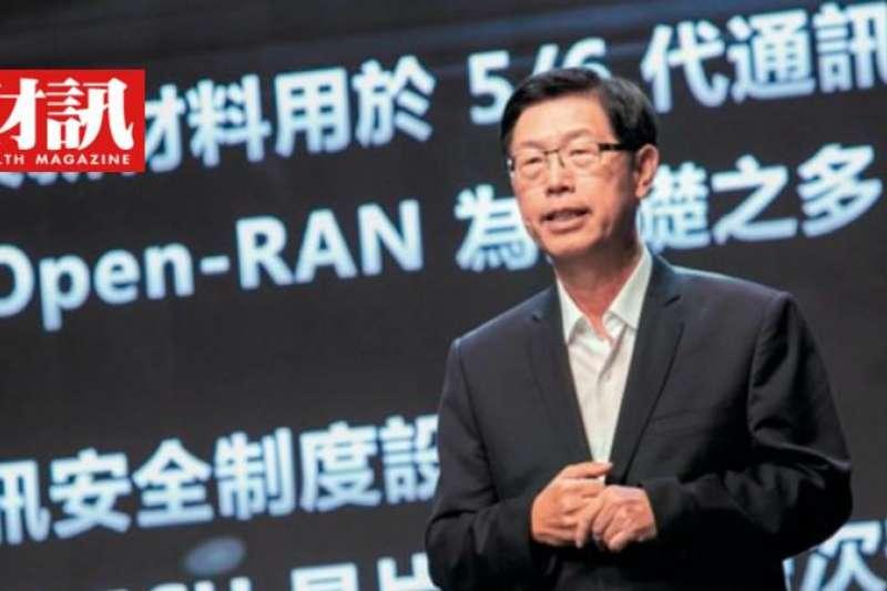 鴻海集團布局3年多,今年5月,董事長劉揚偉終於宣布跟Stellantis的合資案。(圖/陳俊松攝)