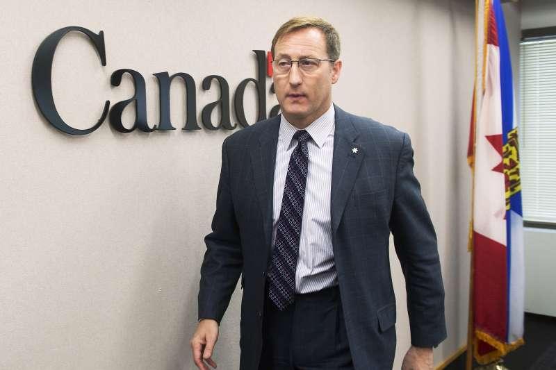 加拿大前外長麥凱(資料照,AP)