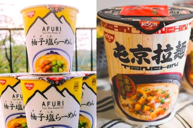 疫情期間不能出國,這10款日本泡麵帶你回味最道地好滋味。(圖/網路溫度計提供)