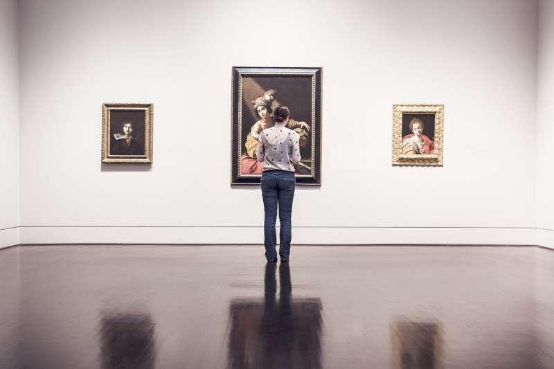 理解藝術作品不需要艱澀的背景知識,依靠現有的資訊、感受以及正確的方式就能做到(圖 / RyanMcGuire@pixabay)