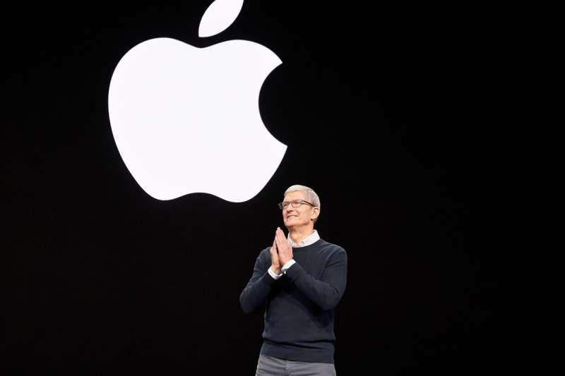 蘋果CEO庫克(圖片來源:Apple)