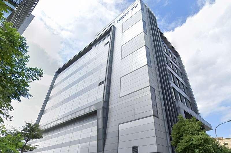 台北市內湖區壹電視大樓於6月7日早上發現一名攝影師猝死廁所,隔日證實確診新冠肺炎。(圖/擷取自Google地圖)