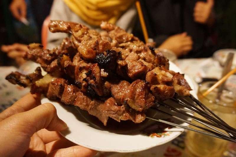 沙嗲是來自印尼的國寶級美食,其實它還有許多不為人知的特色。(圖/取自pixabay)