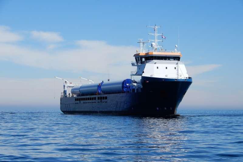 貨櫃輪,海運,航運(AP)