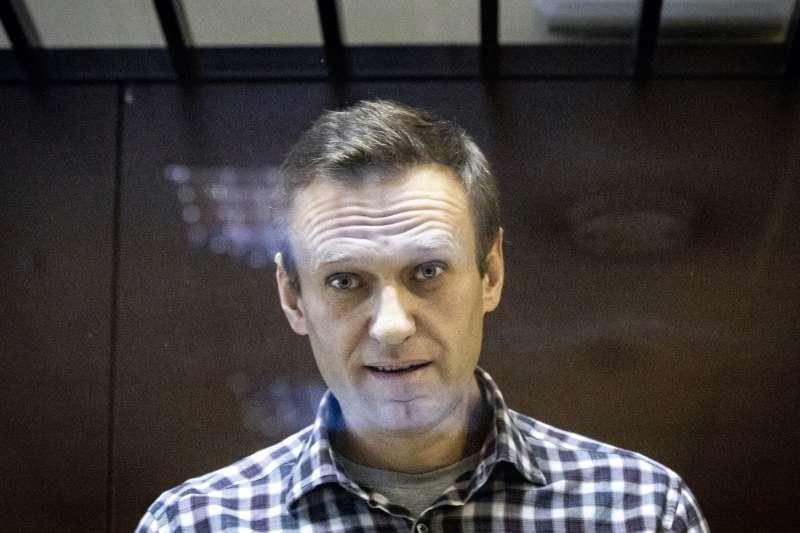 俄羅斯反對派領導人納瓦爾尼(Alexei Navalny)(AP)