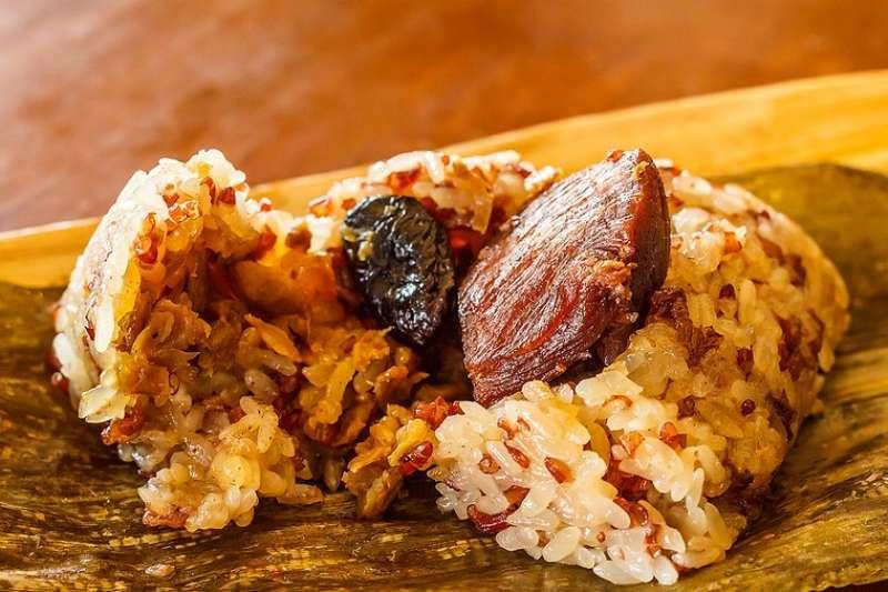 端午節必吃的肉粽中,你喜歡南部粽還是北部粽呢?(圖/取自flickr)