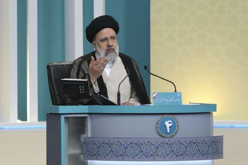 伊朗總統大選:司法總監萊希預計成為新總統(AP)