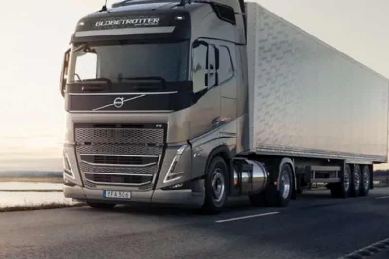 Volvo 與美國自動駕駛技術公司 Aurora 攜手開發高速公路用自動駕駛卡車。(圖片來源:Volvo)