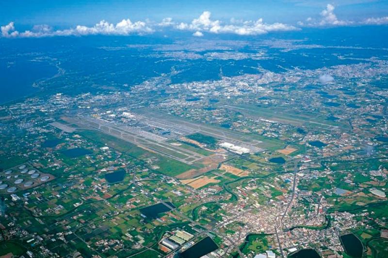 桃園國際機場。(圖/桃園航空城公司提供)