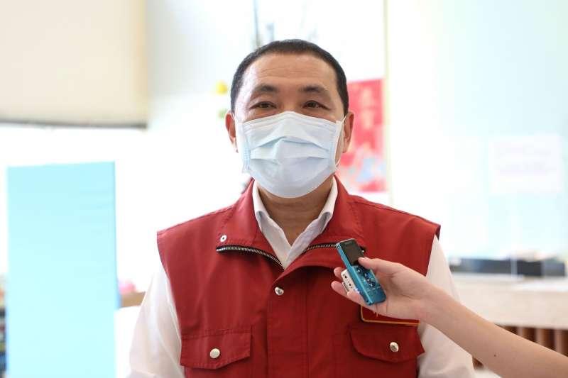 雙北地區今(25)日新增52例本土確診,其中台北市有17例、新北市則佔了11例。(圖/新北市新聞局提供)