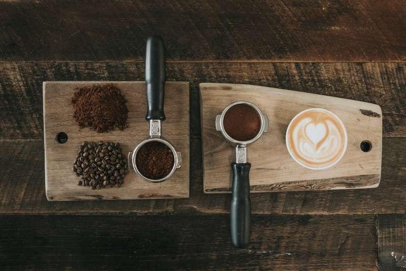 咖啡、咖啡豆、咖啡粉(Pixabay)